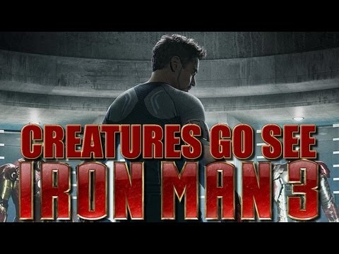 go - The Creatures and Immortal embark on an epic and tragic journey to go see the Iron Man movie marathon! Who will make it? Who will be betrayed?! Find out in t...