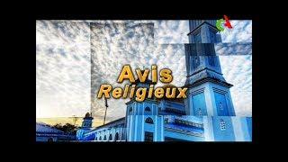 Avis Religieux du 21-04-2019 Canal Algérie