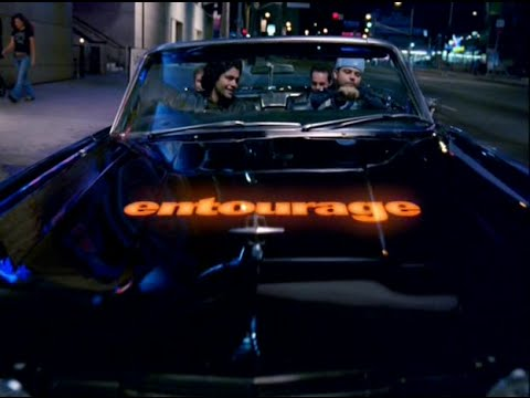 VERY first scene in Entourage series