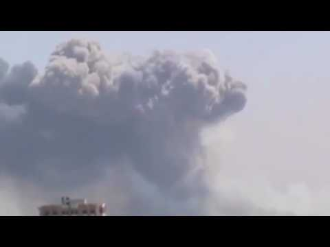 Kabul sufre atentado; afectó varias embajadas