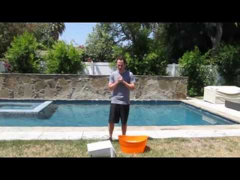 Chuck Comeau ALS Ice Bucket Challenge!