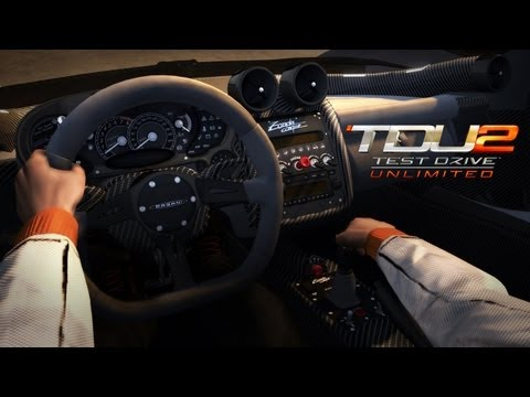 Test Drive Unlimited 2™ full game gameplay HD