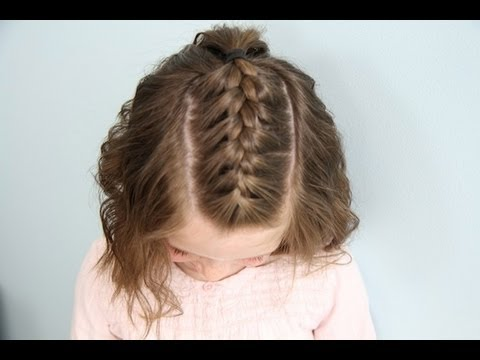 french braid - To see more photos of this style, please visit... http://www.cutegirlshairstyles.com Want to become a
