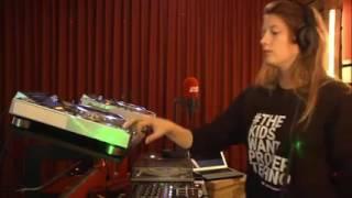 Charlotte de Witte - Live @ Studio Brussel, 4 November 2016
