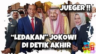 Video 'Led4k4n' Jokowi di Detik-Detik Terakhir MP3, 3GP, MP4, WEBM, AVI, FLV April 2019