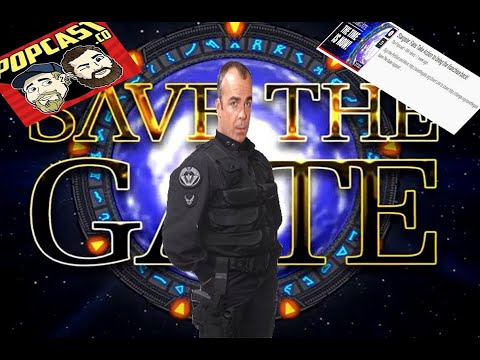 Let's Help Save The Gate | Stargate