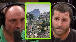What Really Happened in Brazil's Slums After the Olympics Left Town | Joe Rogan and Ben Anderson