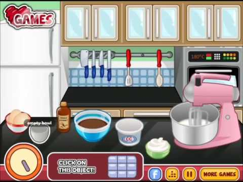 Chef Barbie In Chocolate Cheesecake Cooking Episode-Fun Cooking Games-Girs Games