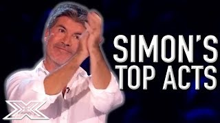 Video SIMON COWELL'S Favourite Auditions And Performances From The X Factor UK! | X Factor Global MP3, 3GP, MP4, WEBM, AVI, FLV Januari 2019