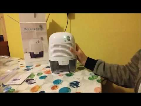 Deumidificatore VicTsing 250 ml Amazon recensione review