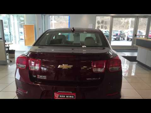 Chevy Malibu Sign & Drive Lease!