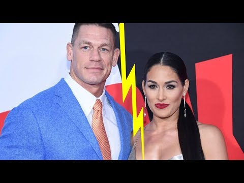 John Cena and Nikki Bella Shockingly Break Up After 6 Years Together