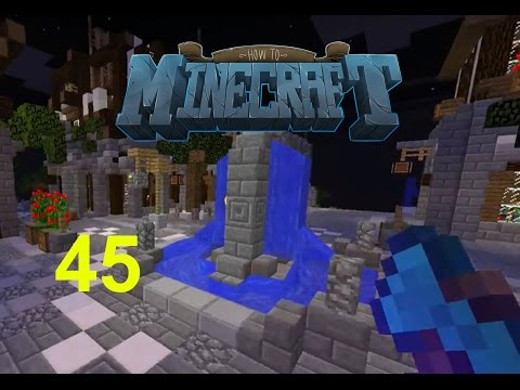 "Minecraft: SMP HOW TO MINECRAFT #45 ""FINALE SERVER TOUR"" with JeromeASF"
