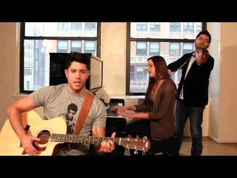 Say Something – A Great Big World & Christina Aguilera (Acoustic Cover)