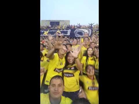 Barcelona vs Liga 5-0 Sur Oscura - Sur Oscura - Barcelona Sporting Club