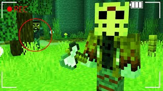 MINECRAFT FRIDAY THE 13TH! *Warning SCARY!*