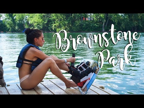 Brownstone Park Activities - Portland, CT | Zip Lining, Kayaking, Cliff Jumping, Wakeboarding