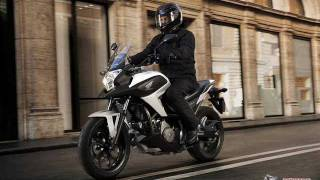 2. New 2012 Honda NC700X & technical spec.