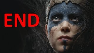 Hellblade: Senua's Sacrifice Gameplay, Walkthrough, Review, EndingThe story is based on Celtic mythology and Norse mythology. The game is focused on Senua's (Melina Juergens) point of view, as she embarks on a very personal journey through a hellish underworld made up of Senua's psychotic manifestations of her reality and mind.