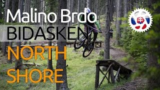Video BIKEPARK Malino Brdo 2014 Bidasken North Shore Black Prehliadka trate /s komentárom/ MP3, 3GP, MP4, WEBM, AVI, FLV September 2017