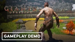 Giant's Uprising Turns the Tables on Puny Human Protagonists - Gamescom 2019 by IGN