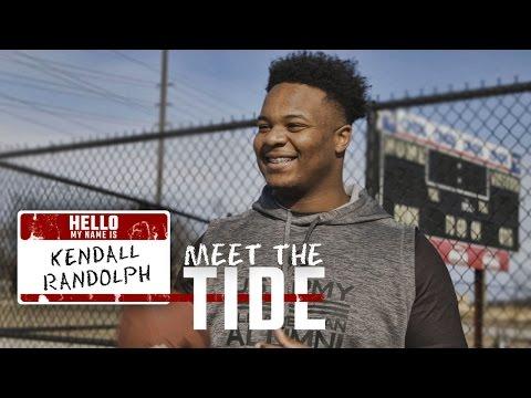 Meet the Tide: Kendall Randolph