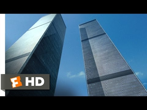 World Trade Center (1/9) Movie CLIP - First Attack (2006) HD
