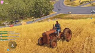 We found a tractor.. and decided to take it with us. -- Watch live at https://www.twitch.tv/princeprimeval