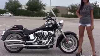 6. Used 2014 Harley Davidson Softail Deluxe Motorcycles for sale