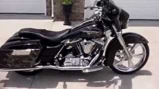 6. 2006 Harley Davidson Street Glide - FBI conversion