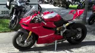 10. Pre-Owned 2014 Ducati 1199 Panigale R at Euro Cycles of Tampa Bay