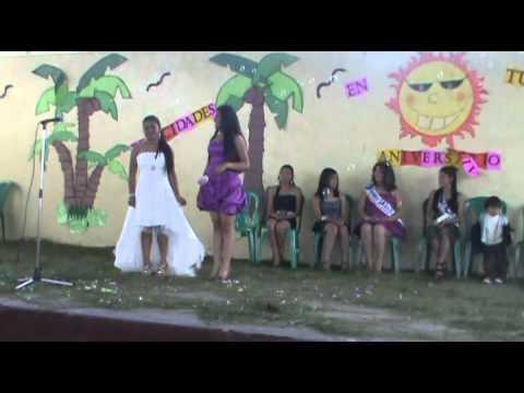 San Martin Jilotepeque, Eleccion Señorita INAAR 2012-2013