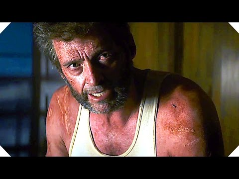 LOGAN Trailer  (2017) Wolverine 3, X-Men Movie