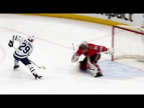 Video: Gotta See It: Nylander scores on penalty shot in OT to give Maple Leafs the win