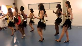 Salsa Ladies Styling Performance Group