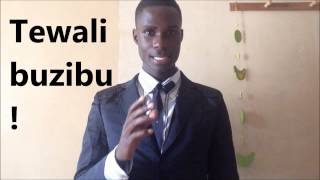 In lesson 2 of Learn Luganda you will learn how to thank somebody, how to say