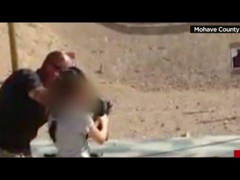 Nine-year-old girl accidentally kills gun instructor