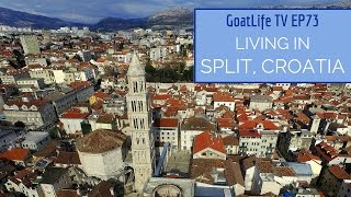 Split Croatia  City new picture : Living In Split Croatia