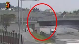 Video L'incidente ripreso dalle telecamere dell'A14 MP3, 3GP, MP4, WEBM, AVI, FLV Juli 2018