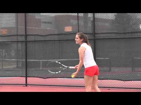 Postgame - Women's Tennis vs. Lander