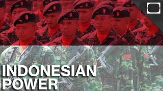 Video How Powerful Is Indonesia? MP3, 3GP, MP4, WEBM, AVI, FLV Oktober 2018