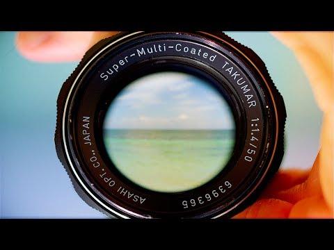 Pentax Takumar 50mm 1.4 The Best 50mm vintage lens?