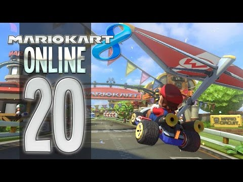 Mario - Mario Kart is back with a brand new installment on the WiiU. I've been anticipating this one for a while now so I decided to hop online with a bunch of my friends to battle it out on the racetrack!...