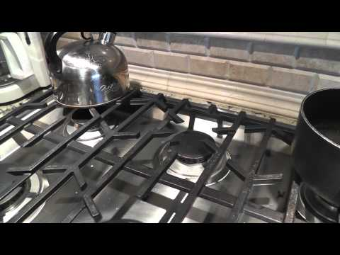 viking cooktop trouble