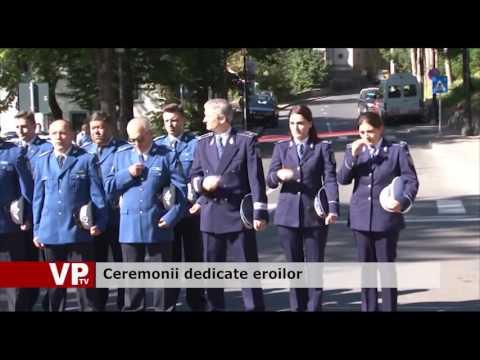Ceremonii dedicate eroilor
