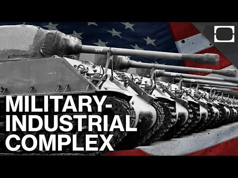 military industrial complex essay