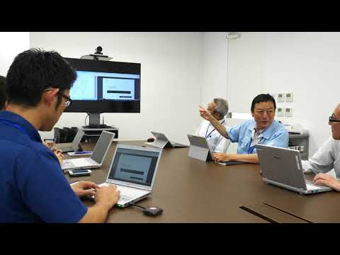 Audio-Technica - ClickShare support wireless presentation for audio equipment manufacturer