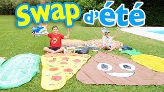 Video SWAP DE VACANCES D'ÉTÉ entre Frères ! - Partie 2/2 MP3, 3GP, MP4, WEBM, AVI, FLV Juni 2017