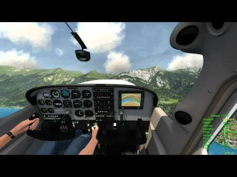 FS - Aerofly FS is a new simulator created by Ikarus, more info here: http://www.aeroflyfs.com/index.php/en/everything-about-aereoflyfs/overview.html This video w...
