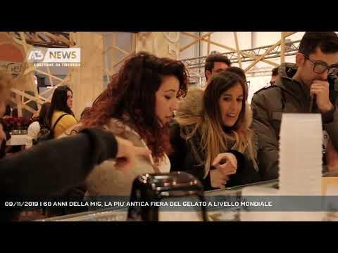 09/11/2019 | 60 ANNI DELLA MIG, LA PIU' ANTICA FIERA DEL GELATO A LIVELLO MONDIALE